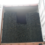 Square Tube Container Loading