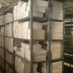 Dexion Slotted Angle Shelving-1