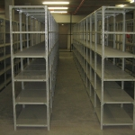 Dexion Slotted Angle Shelving-2