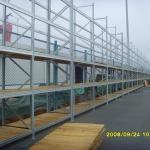 galvanized longspan shelvi