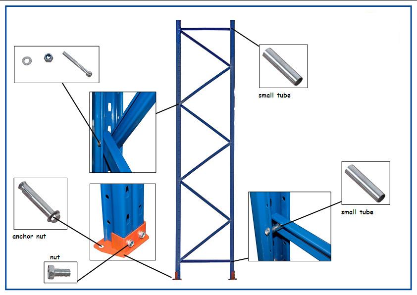Pallet Racking System Manufacturer Amp Supplier Warehouse Rack