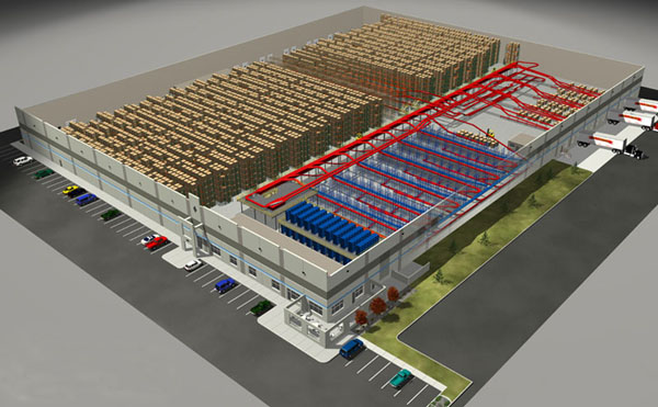 Warehouse Design and Racking