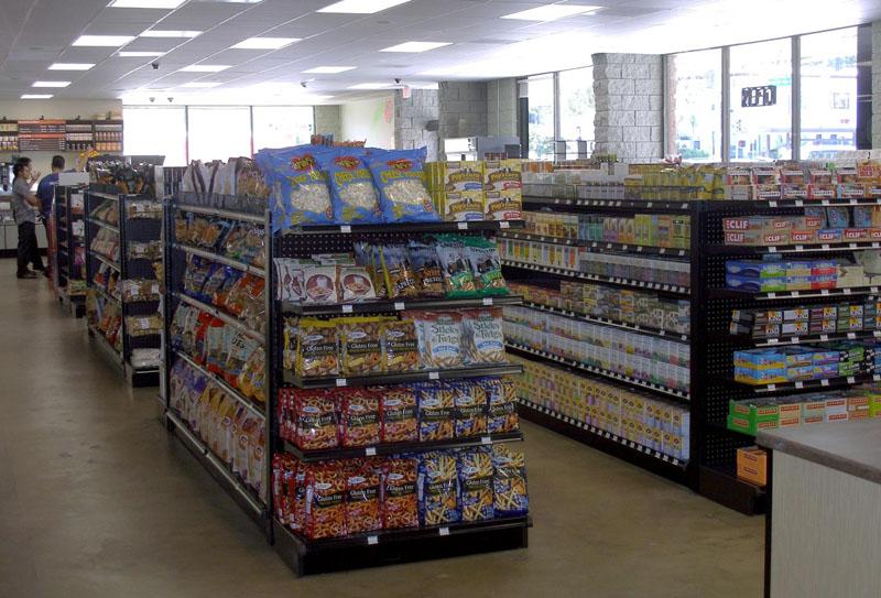Australia Convenience Shop Shelving