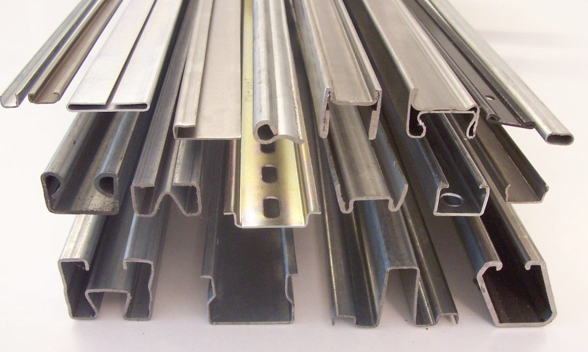 Cold Formed Steel Profile