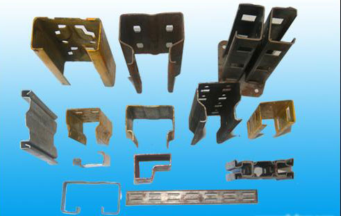 Cold Formed Steel Racking Profile