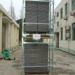 Galvanized Stack Racking