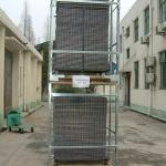 Galvanized Stack Racking
