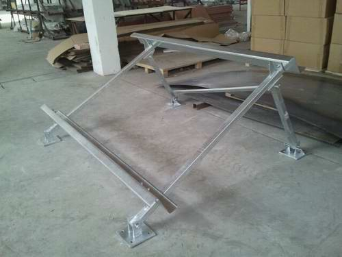 solar panel racking
