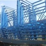 stacking racking shipment