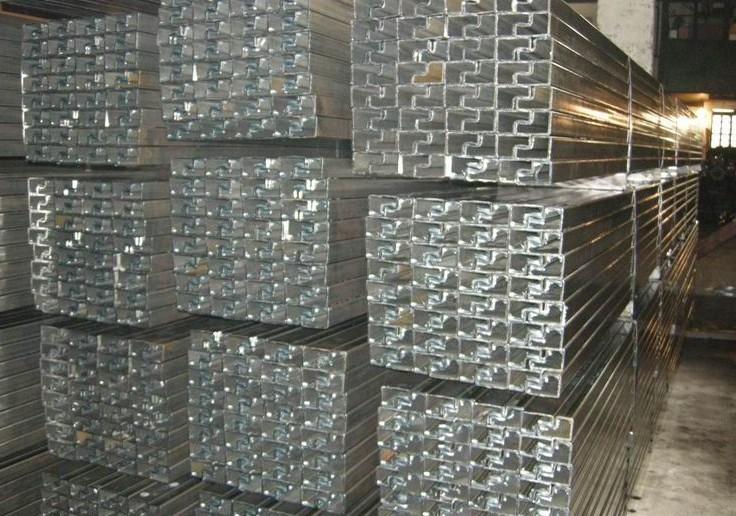 step beam steel tube