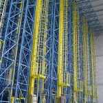Automated Warehouse Racking