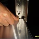 Stainless Steel Boltless Shelving