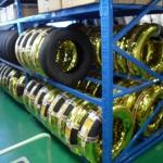 Retail Tyre Racking