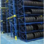 Stackable Tyre Racking