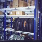 Tyre Racking-