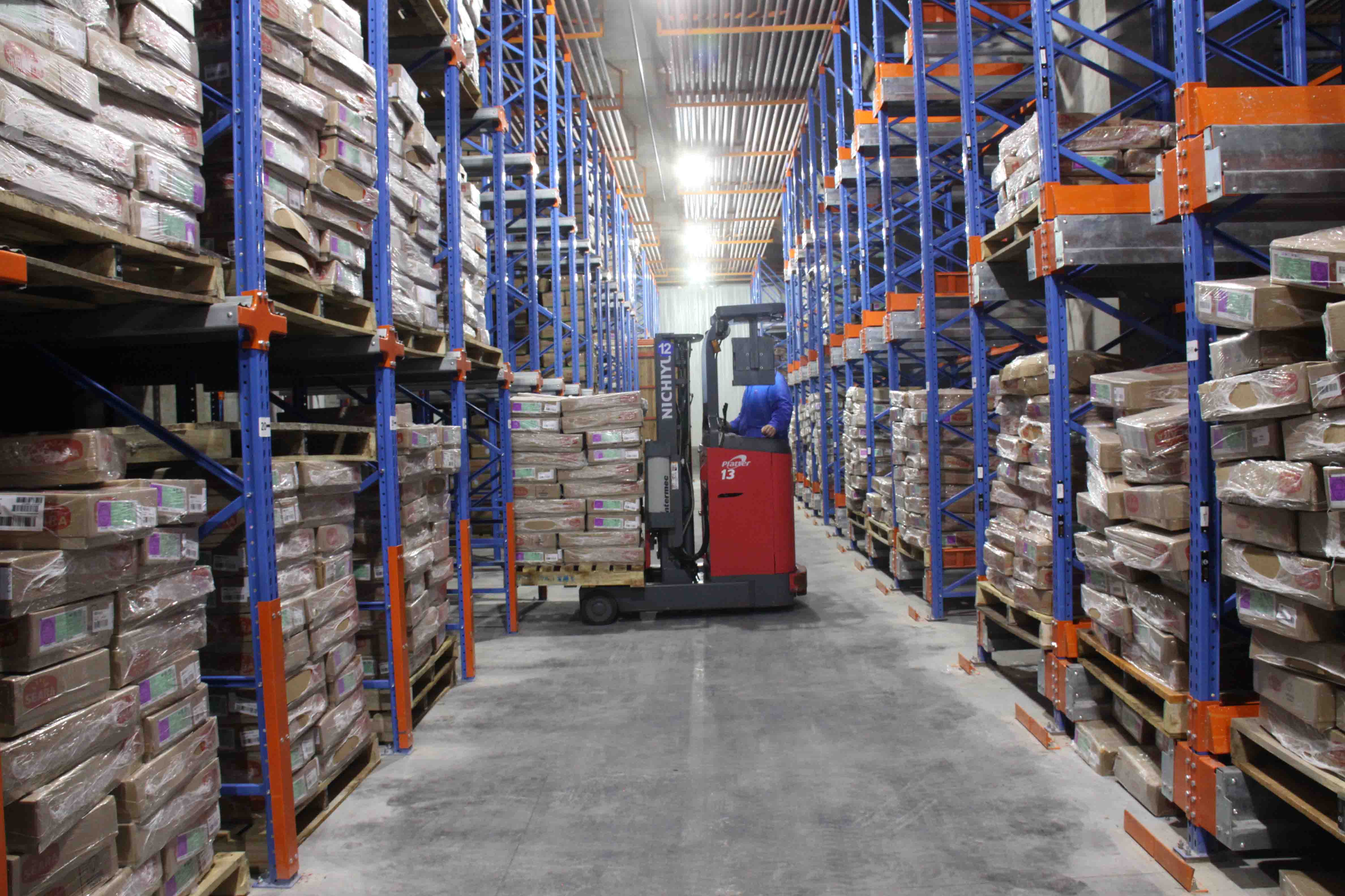 Cold Chain Storage Racking & Investing cold chain storage become a hot spot