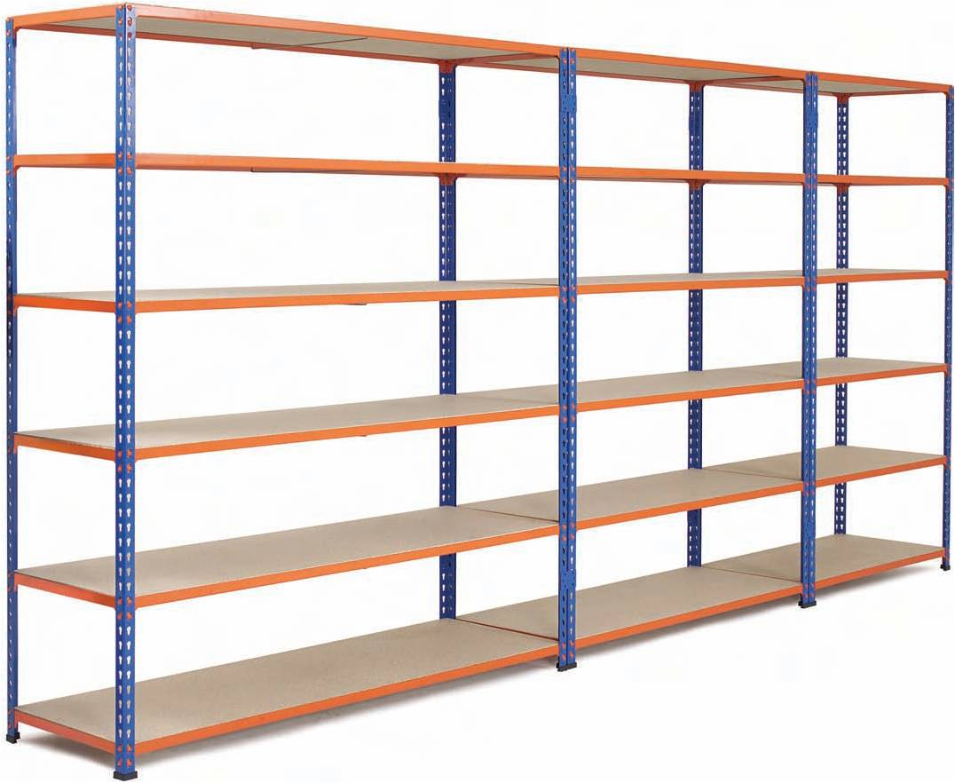 The main advantages of metal shelving