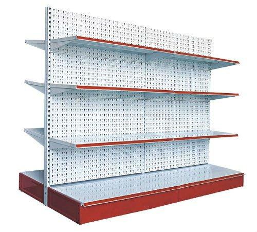 Supermarket shelving unit