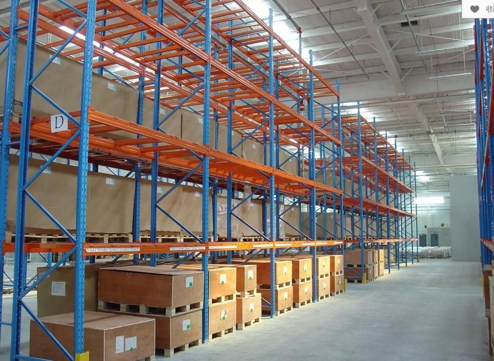 Cold storage shelves
