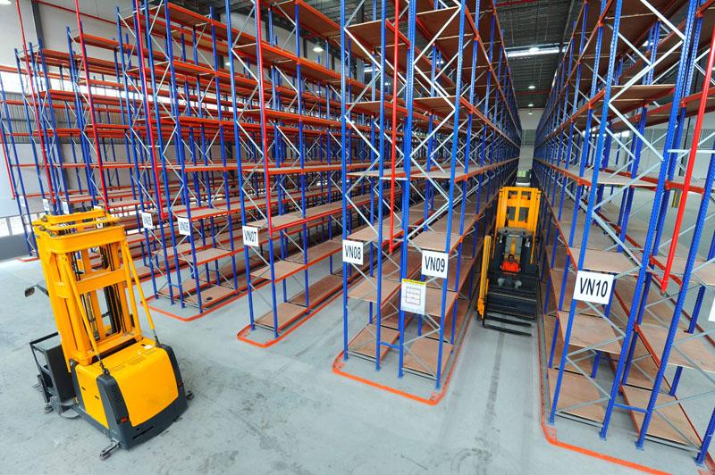 T-Racking Warehouse Logistics Racking