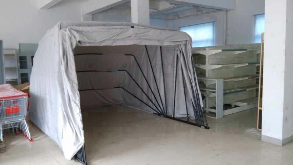 187 Foldable Mobile Car Garage 2