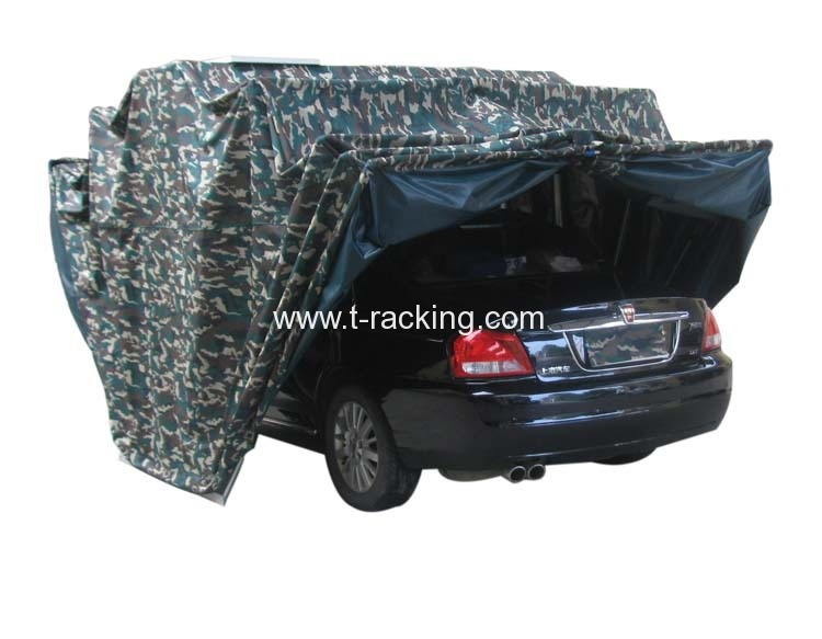 Automatic Car Shelter