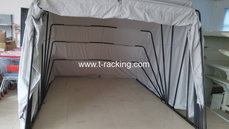 Foldable mobile car garage (14)