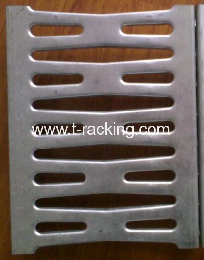 Meaazanine Galvanized steel plank