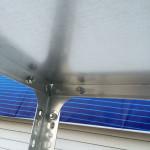 Galvanized Angle Shelf