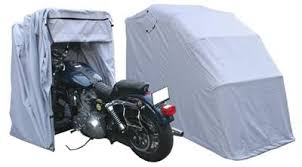 motorcycle steel cover