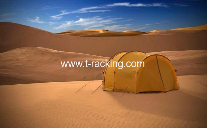 Beach motor tent
