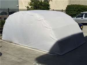 retractable car canopy