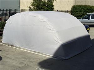 Retractable Car Canopy