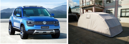 Cover for Volkswagen SUV