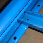 racking frame assemble-1