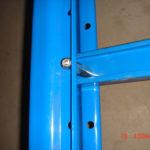 racking frame assemble step 2