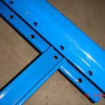 racking frame assemble step 3
