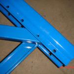 racking frame assemble step 4