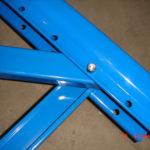 racking frame assemble step 5