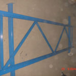 racking frame assemble step 7
