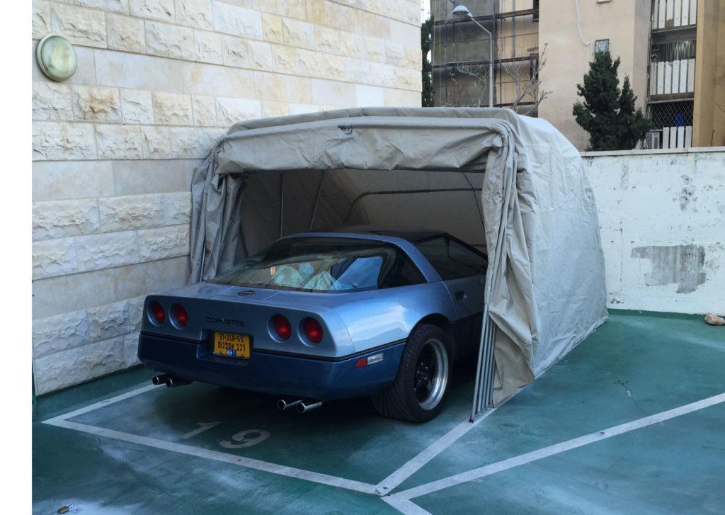 ikuby super sturdy carport