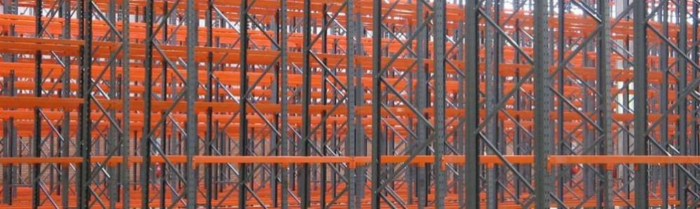 Interlake Pallet Racking